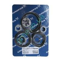 Комплект, уплотнение вала для Grundfos LM/LP/NM/NP, 16 мм, тип AUUE