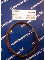 Резиновое уплотнение к Grundfos NB, EPDM 177.39x3.53