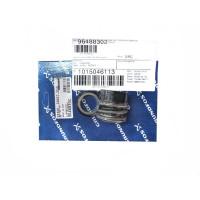 Комплект, торцевое уплотнение вала для Grundfos TP/NB/NK, тип BQQE, D28