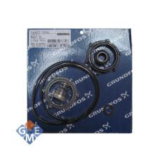 Комплект уплотнения вала к Grundfos JP5/6, тип D XBPFG