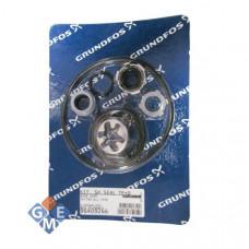 Комплект, уплотнение вала для Grundfos TP(D), 16 мм, тип BUBE